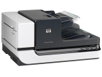 HP Scanjet N9120 (600dpi, 48-bit, 200-sheet ADF, CCD, A3 size, Duplex, Ultra-sonic Double Feed Detection, Hi-speed USB)