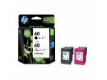 HP CN067AA (60+60) (原裝) 組合套裝 Ink - Black + Color DJ 2560/F4280/F4230/F2410/F2480/F4480