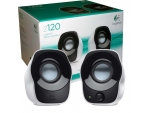 Logitech (Z120) Stereo Speakers - #980-0...