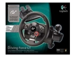 Logitech (GT) STD Driving Force Wheel Accsforce Feedback (For PS3) - #941-000019