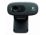 Logitech (C270)  Webcam (網絡攝影機) - #960-000626