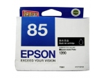 Epson (85) C13T085180=C13T122180 (原裝) Ink - Black Stylus Photo 1390