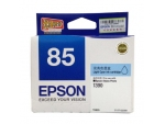 Epson (85) C13T085580=C13T122580 (原裝) Ink - Light Cyan Stylus Photo 1390