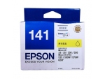 Epson (141) C13T141483 (原裝) Ink - Yellow ME330/340/82WD/620F/570W/900WD/960FWD/WF-7018/7521/3521