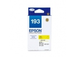 Epson (193) C13T193483 (原裝) Ink - Yellow WorkForce WorkForce WF-2521/WF-2531/WF-2541/WF-2651/WF-2661