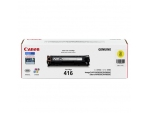 Canon Cartridge-416Y (原裝) Laser Toner - Yellow For MF-8030C/8050C/8080