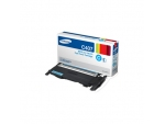 Samsung  CLT-C407S (原裝) (1K) Laser Toner - Cyan    for CLP-3185/325/320