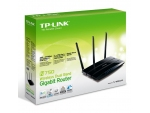 TP-Link TL-WDR4300 (N750) (300M+450M) Wireless Dual Band Gigabit Router (三天線可拆) USBx2