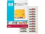 HP Q2007A LTO-3 Ultrium 3 RW Bar Code La...