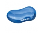 Fellowes Crystal Gel Wrist Rest 藍水晶啫喱前臂軟...