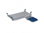 Hollies SL-449 Underdesk Keyboard Tray 鑽...