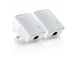 TP-Link TL-PA4010KIT (500M) AV500 Nano Powerline Extender Starter Kit