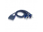 Aten CS64U KVM Switch (4組USB) 多電腦切換器 - 輸...