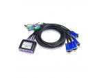 Aten CS64A KVM Switch (4組PS/2)多電腦切換器 - 輸...