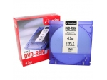 Imation DVD-RAM (2x) 4.7GB 1張裝