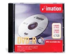 Imation DVD-R (8x) 4.7GB 1張裝