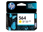 HP CB320WA (564) (原裝) (300pages) Ink Yellow