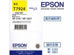 Epson (T7924) C13T792483 (原裝) Ink - Yell...