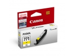 Canon CLI-771XL Y (大容量) (原裝) Ink Yellow