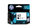 HP F6U62AA (63) (原裝) (200pages) Ink Black