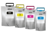 EPSON C13T884483 Yellow (20K) Ink Pack F...