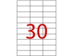 Smart Label #2527(70mm x 29.7mm)多用途Label...