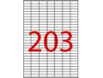 Smart Label #2609(30mm x 10mm)多用途Label 1...