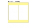 新星牌 New Star Label A142 (78 x 118 mm) 30...