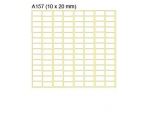 新星牌 New Star Label A157 (10 x 20 mm) 168...
