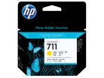 HP CZ136A (711)(原裝)(80ML) Ink Yellow